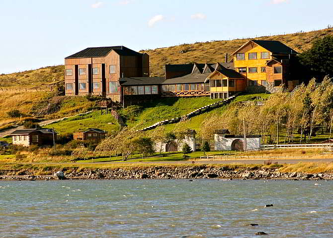 Weskar Patagonia Lodge