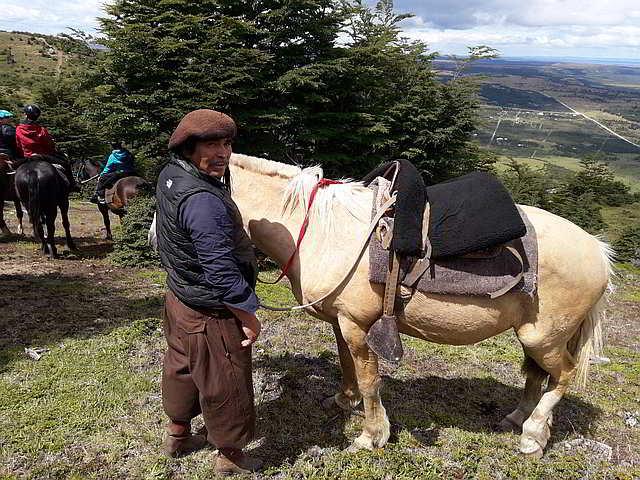 Horse Riding Cerro Dorotea